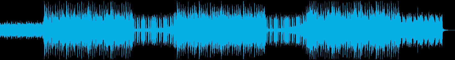 バトル・ロックの再生済みの波形