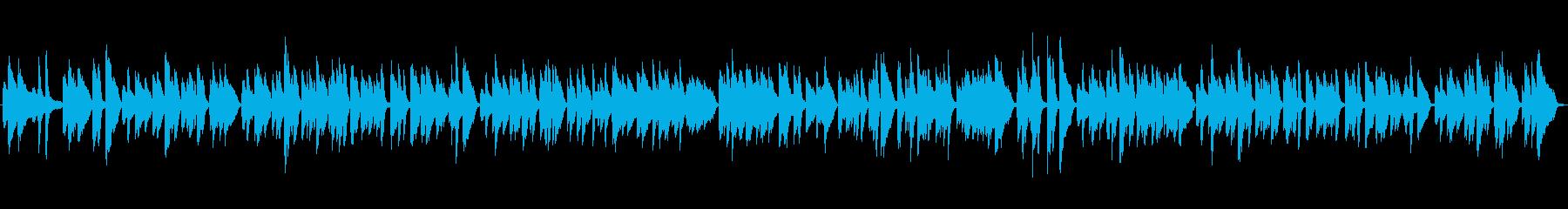 サラサラ ジャズ さわやかな リラ...の再生済みの波形