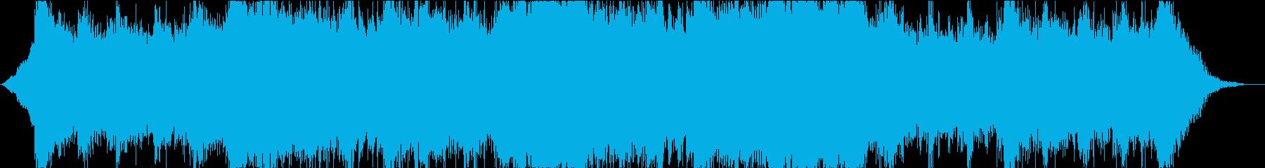 現代の交響曲 広い 壮大 劇的な ...の再生済みの波形