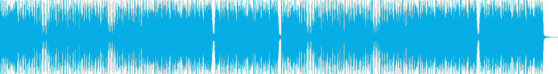 オープニング、バラエティ元気な応援ロックの再生済みの波形