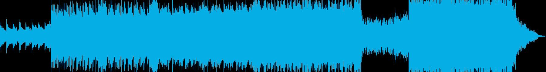 現代的 交響曲 ダブステップ 実験...の再生済みの波形