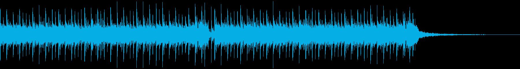 【30秒/メロなし】かっこいい和風EDMの再生済みの波形
