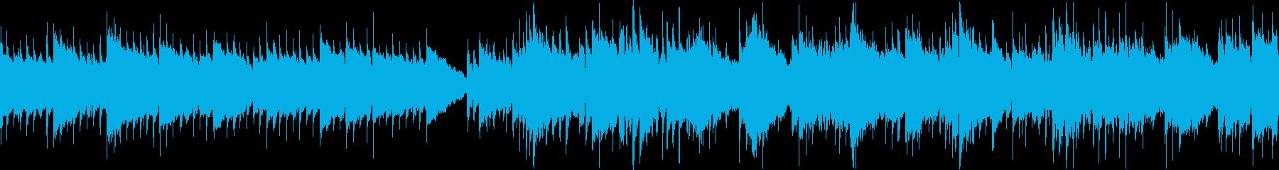 生アコギメロが綺麗で暖かく切ないバラードの再生済みの波形