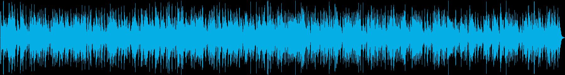 しっとり静かニューヨーク風ジャズバラードの再生済みの波形