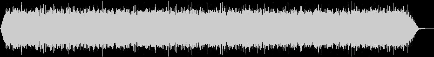 【アンビエント】ドローン_40 実験音の未再生の波形