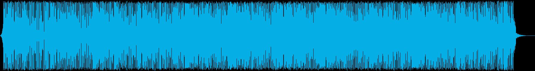ハウス ダンス プログレッシブ ブ...の再生済みの波形