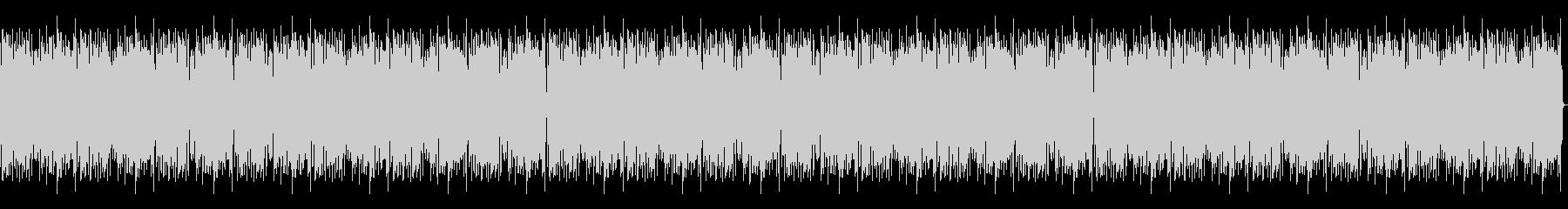 知育・ペット・パズル・日常ピアノ40Lの未再生の波形