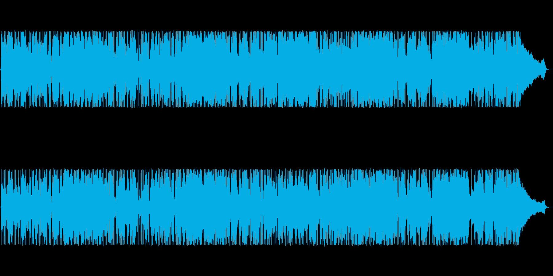 モダンなカントリーオスのボーカル。...の再生済みの波形
