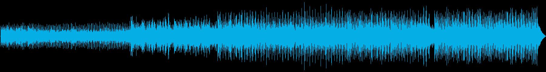 オリジナルのメロディーを備えたロマ...の再生済みの波形