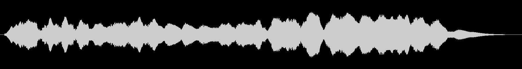 素材 シンセベーススムースロング03の未再生の波形