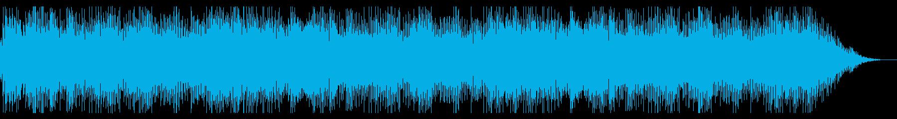 クリスタル 幻想的なファンタジー の再生済みの波形