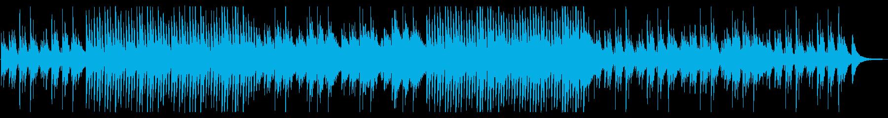 企業VP・CM 流れるようなピアノの再生済みの波形