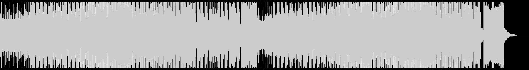 アラベクスのサイバーREMIXの未再生の波形