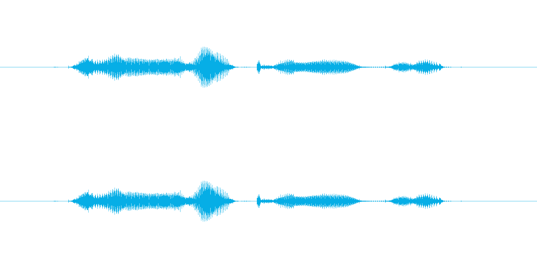 【日】16日の再生済みの波形