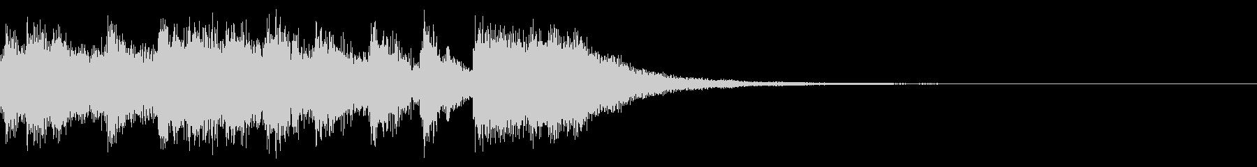 ファンファーレ_07の未再生の波形