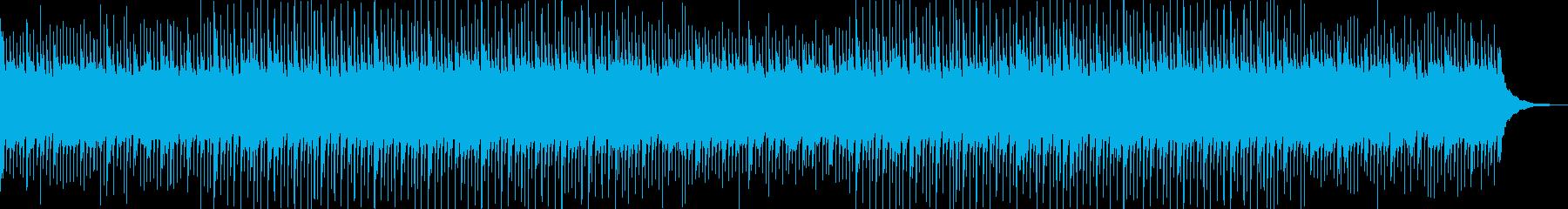 オープニング・明るい・疾走感・入場の再生済みの波形