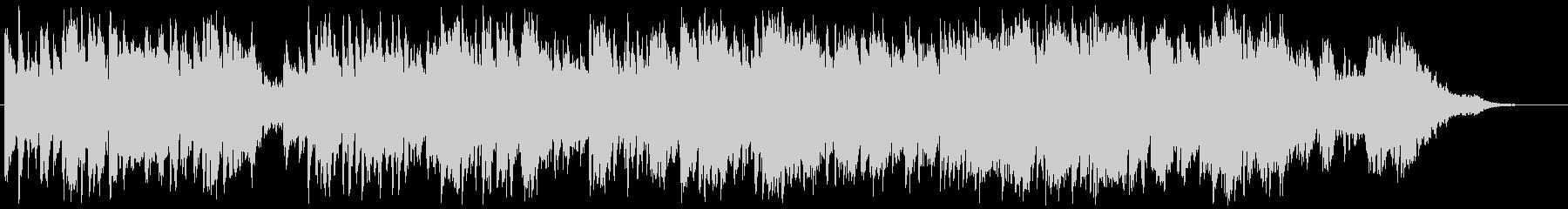 鍵盤ハモニカ・Flute等のバラードの未再生の波形
