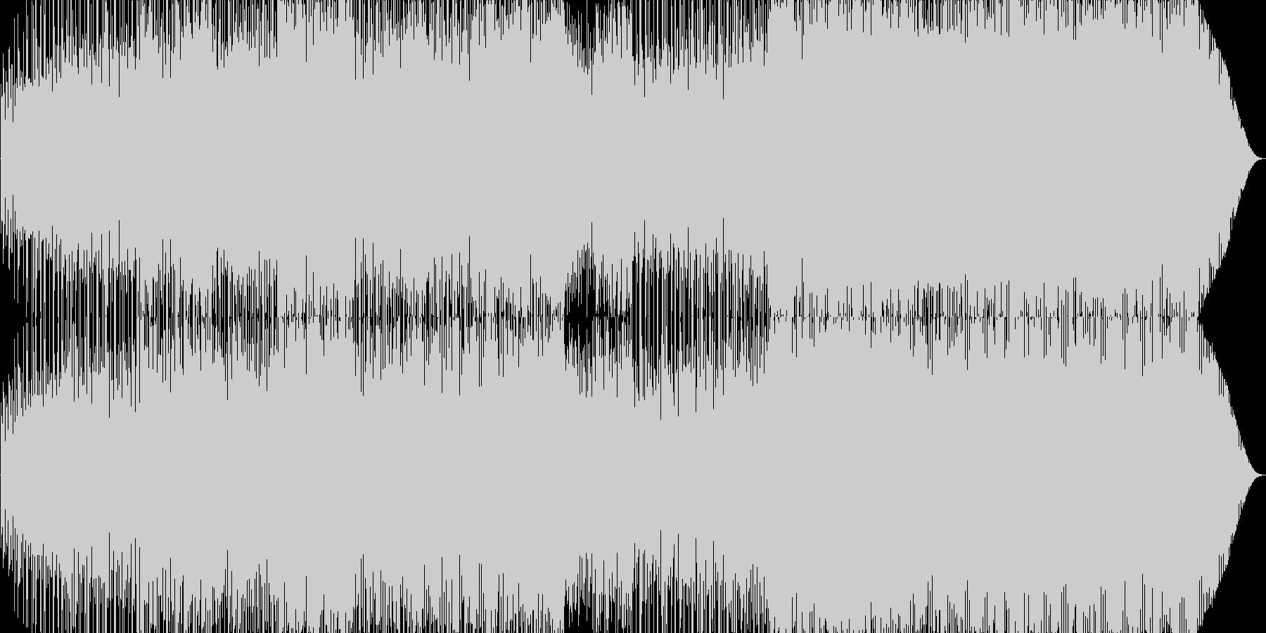 映像やRPG中盤の道中シーンなどにの未再生の波形