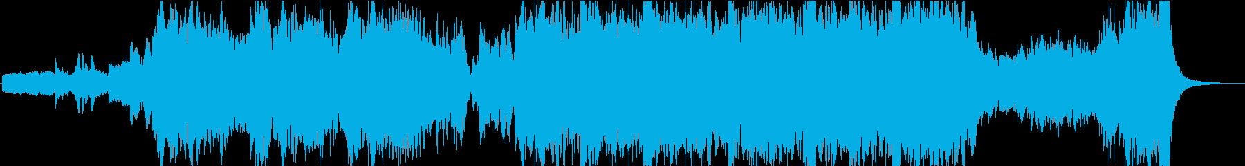 壮大なRPGのメインテーマ/オーケストラの再生済みの波形