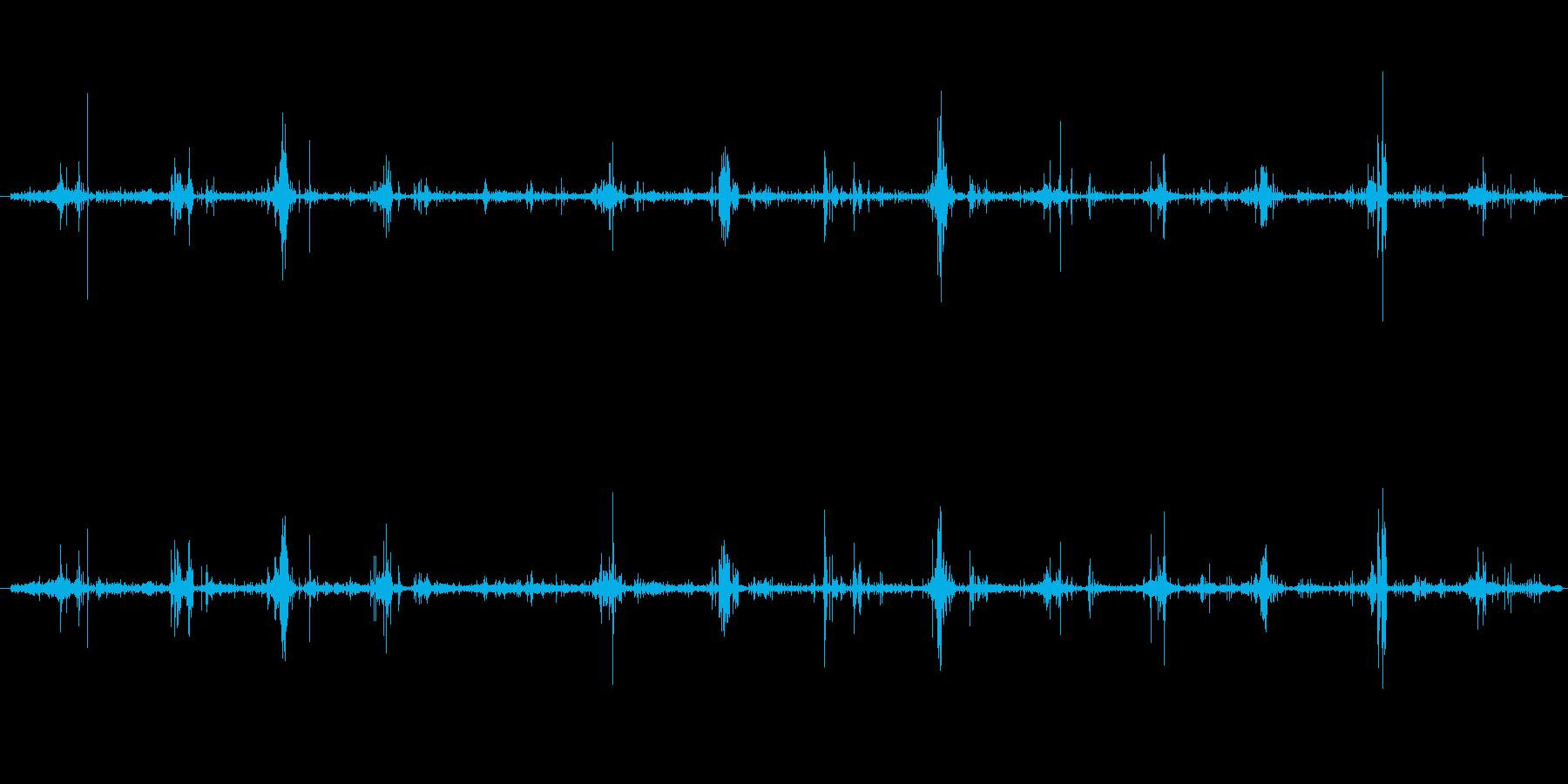 体 ブラッドスキッシュ04の再生済みの波形