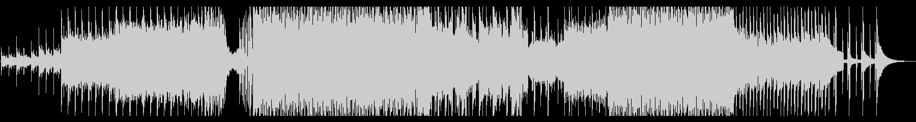 パッヘルベル カノンEDMアレンジの未再生の波形
