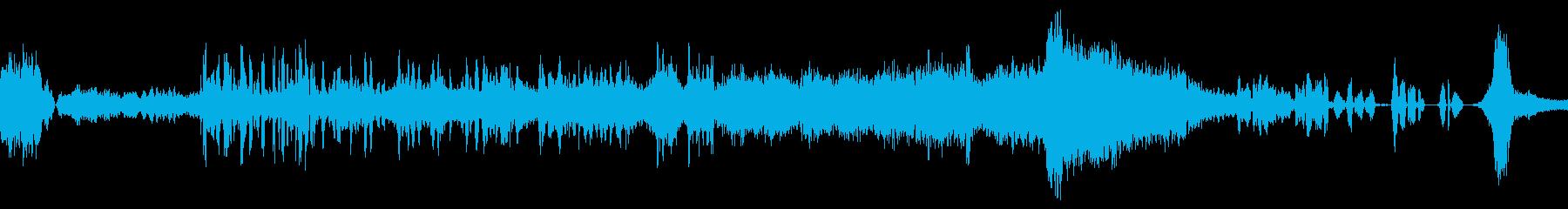 スペースファイターデュエル:スカベ...の再生済みの波形