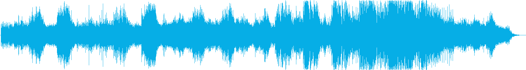 喜び溢れるキラキラした軽快サウンドの再生済みの波形