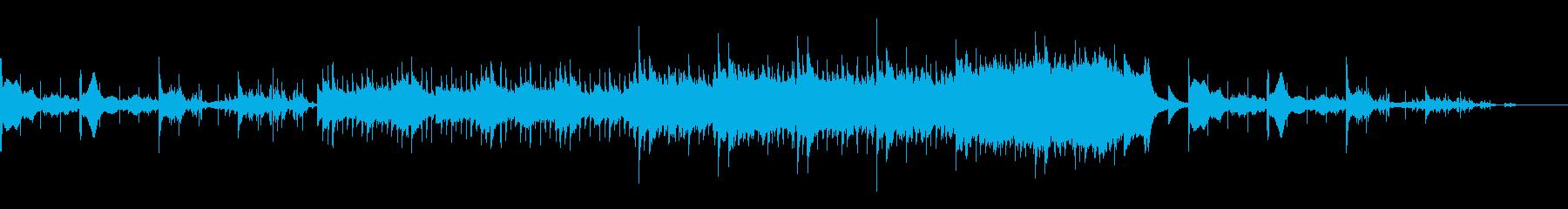 ミステリー:汎用BGM3の再生済みの波形