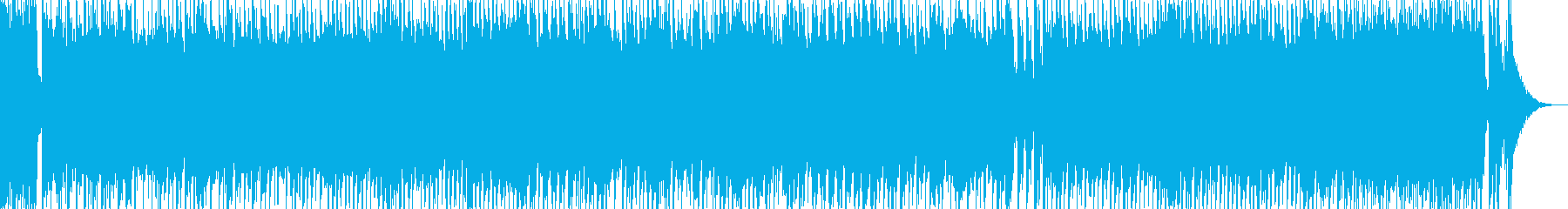尺八と三味線が暴れる!和風ロックの再生済みの波形