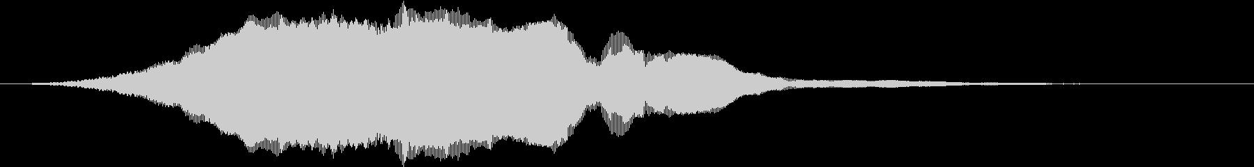 【ホラー】シーン転換_05の未再生の波形