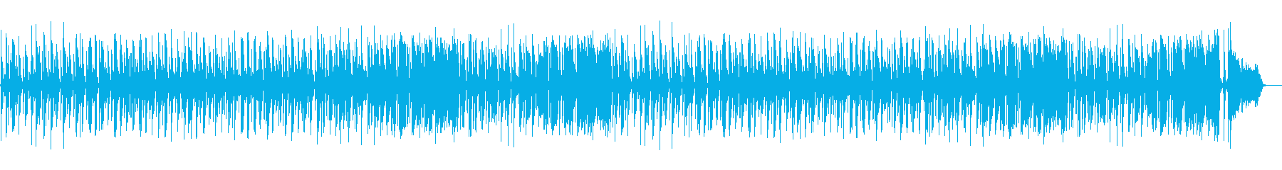 Live music! Classic jazz blues 02's reproduced waveform