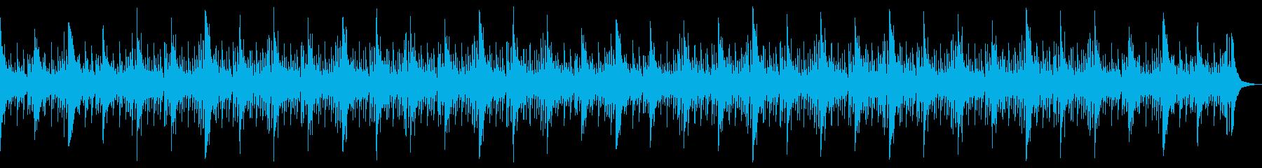 読書・リラックス・ローファイヒップホップの再生済みの波形