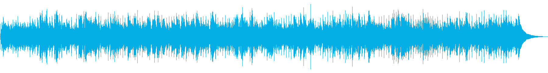 エールを届けたいカントリーポップBGMの再生済みの波形