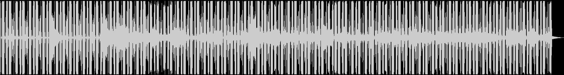 ポップ テクノ 二 ステップ ガレ...の未再生の波形