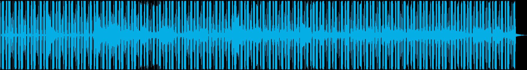 ポップ テクノ 二 ステップ ガレ...の再生済みの波形