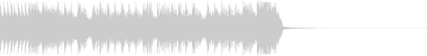 Rock jingle 1's unreproduced waveform