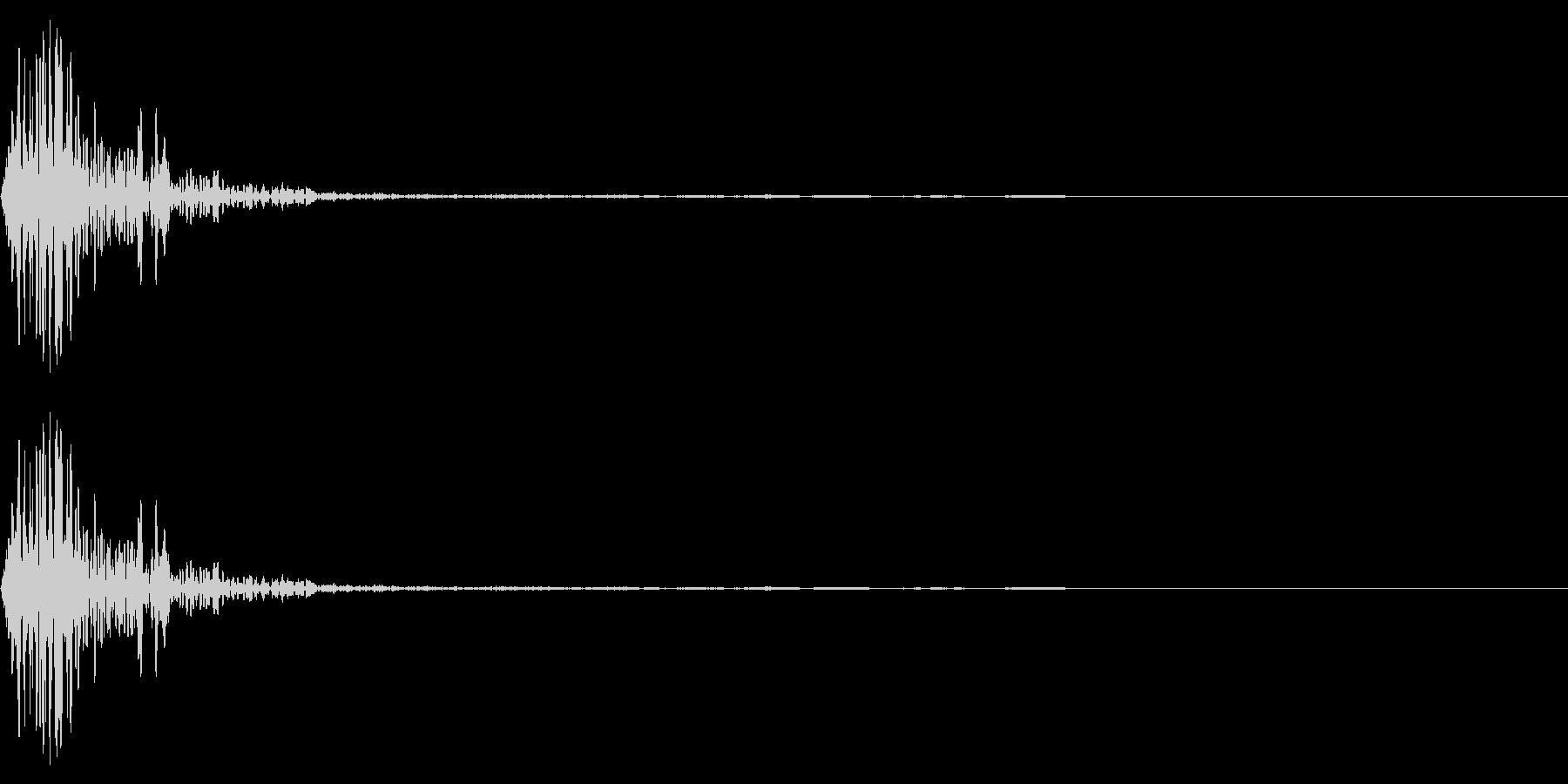 DEBRISによるメタルドラムヒッ...の未再生の波形