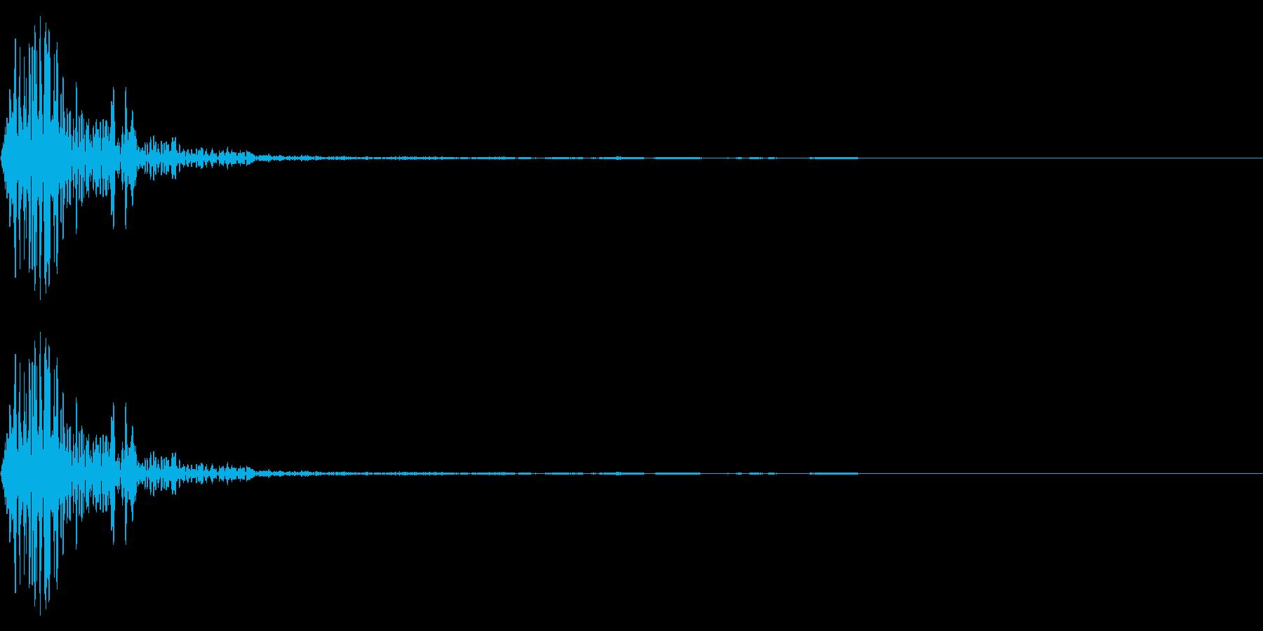 DEBRISによるメタルドラムヒッ...の再生済みの波形