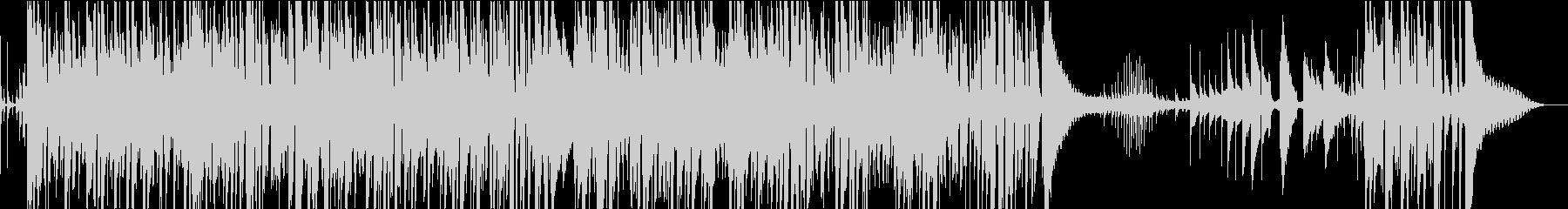 ショパンのノクターン・ギターインストの未再生の波形