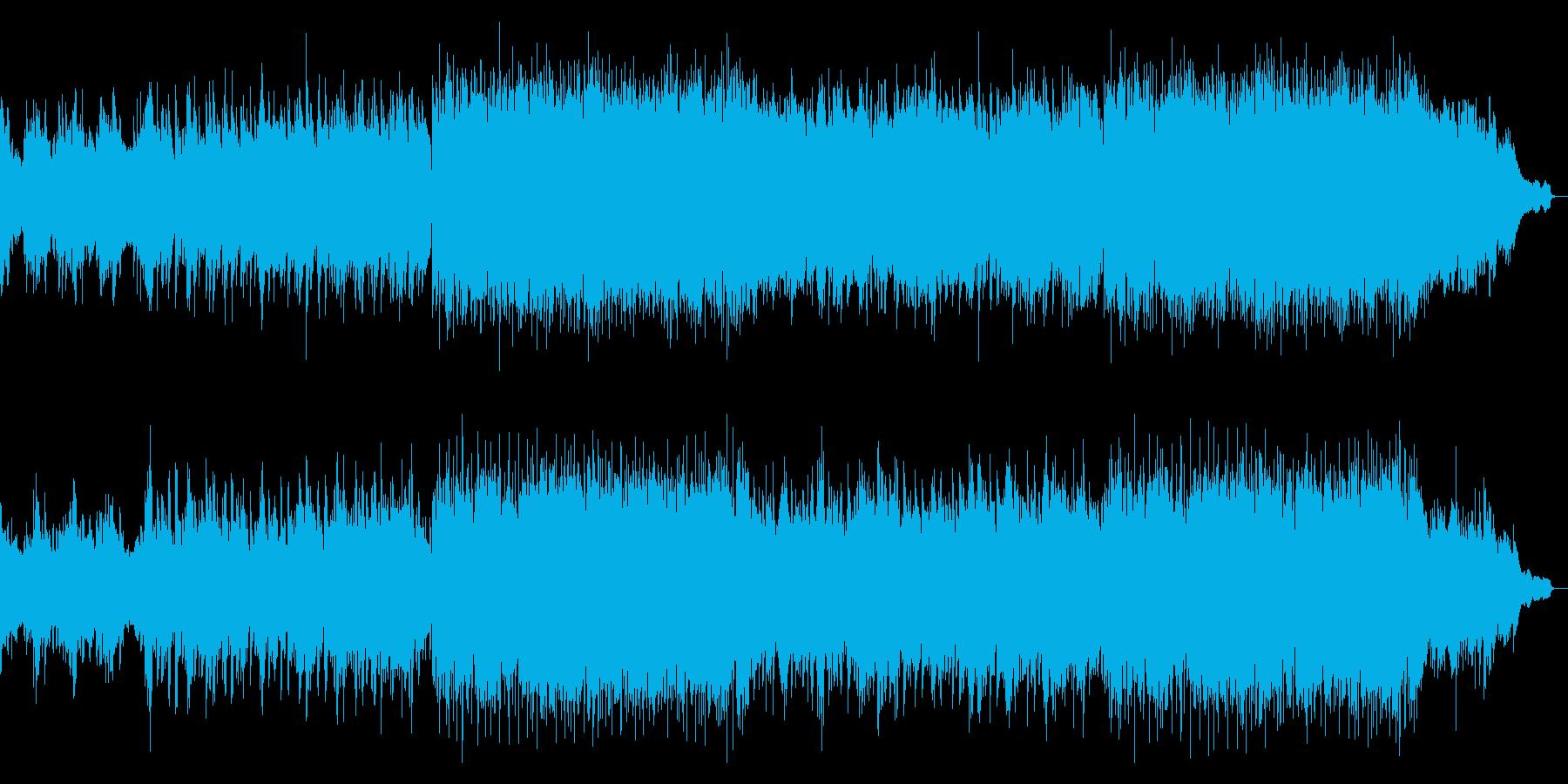 【生演奏】壮大で感動的なアコギバラードの再生済みの波形