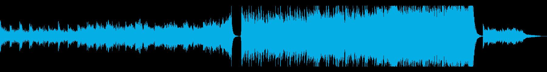 エピックオーケストラ/力強く感動的な曲の再生済みの波形