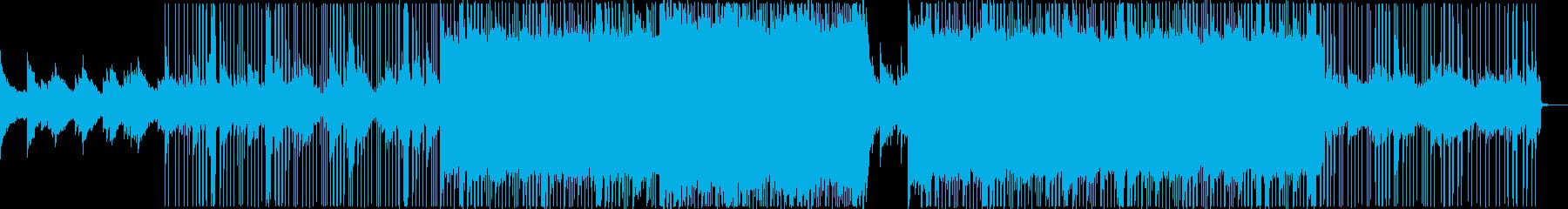 ハンドベルの音が心地よいシンプルなBGMの再生済みの波形