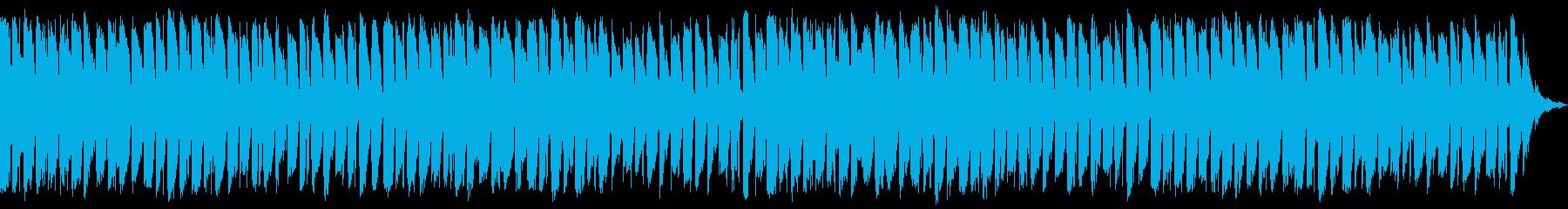 ポジティブでアップビート、フレッシ...の再生済みの波形