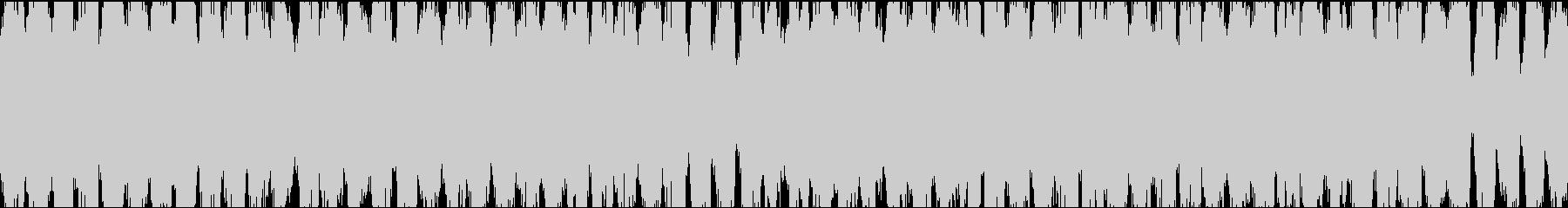 リラックスチルアウト・トロピカルループ7の未再生の波形
