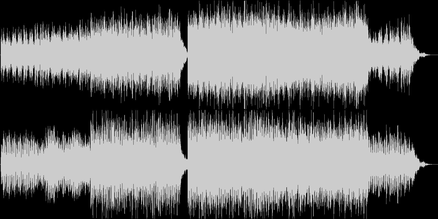 ドラムなしVer.優しく始まり壮大にの未再生の波形