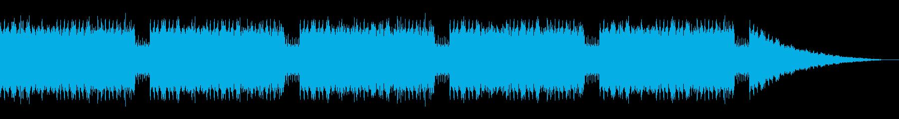 パズルゲームのBGM/ほのぼの/かわいいの再生済みの波形