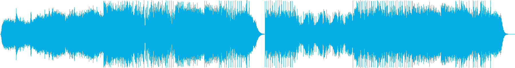 サイエンスフィクション、ダーク、効...の再生済みの波形
