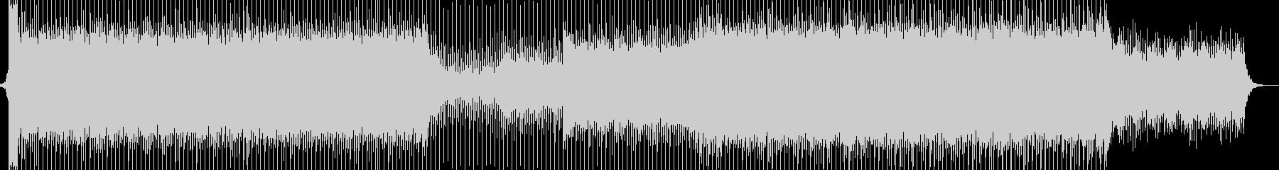 EDM明るいクラブ系キラキラシンセ-02の未再生の波形