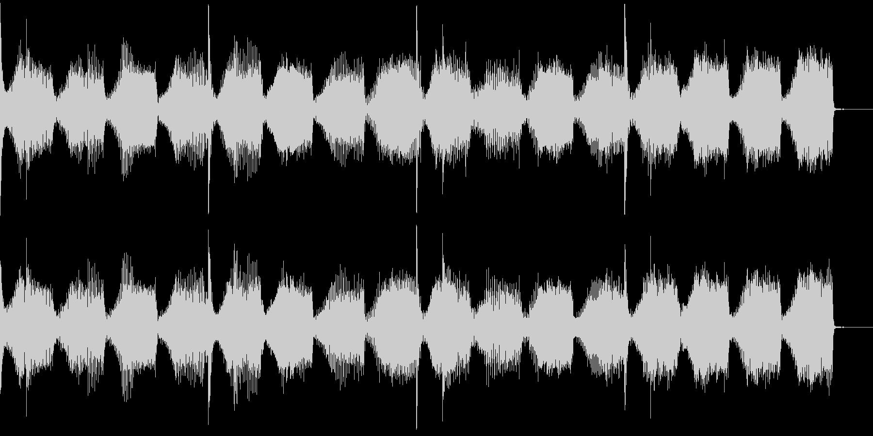 【フューチャーベース】ロング2ショート2の未再生の波形