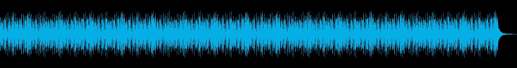 YouTube・トーク・Bossa・軽快の再生済みの波形